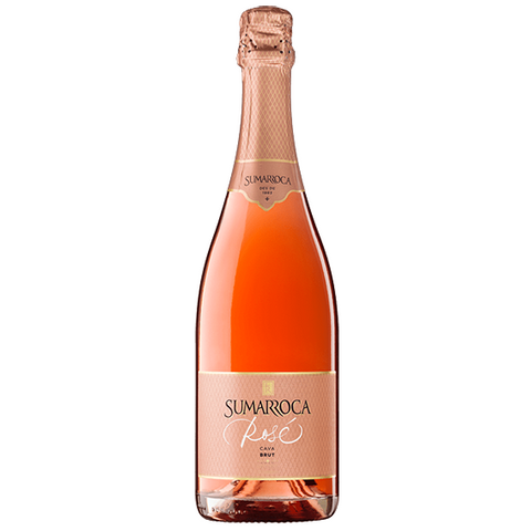 Cava - Rose - Sumarroca - Penedes - Spain