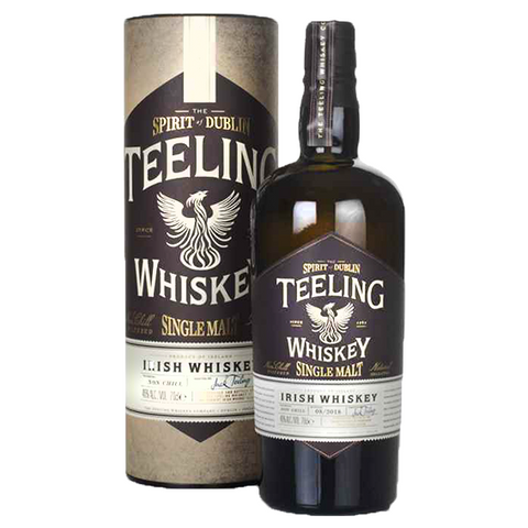 Irish Whisky - Teeling Single Malt