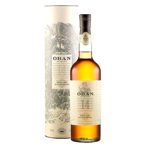 Whisky -Single Malt 14YO - Oban