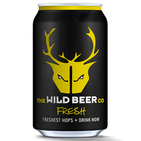 Fresh - Can 330ml - Wild Beer co