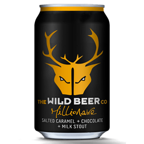 Millionaire - Can 330ml - Wild Beer Co