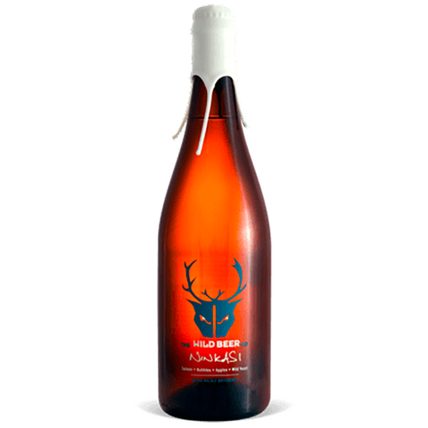 Ninkasi - Bottle 750ml - Wild Beer Co