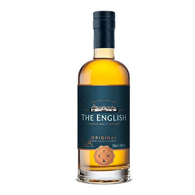 Single Malt Whisky - The English