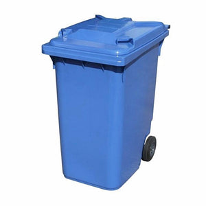 Lockable secure shredding 240L bin