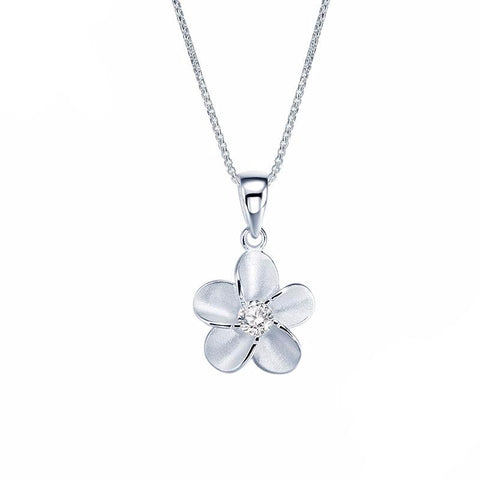 Floral Love Necklace