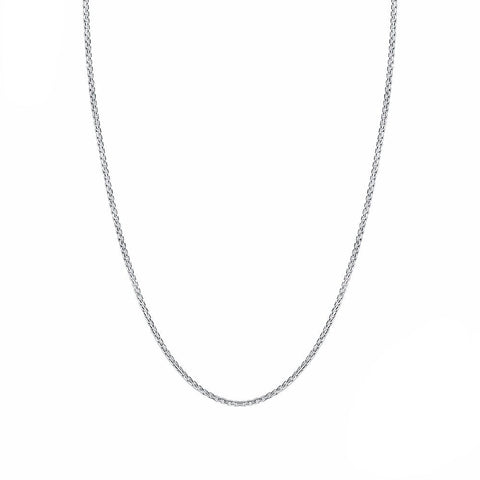 Italy Long Chain Necklace