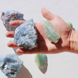 Ocean Duo-Aquamarine and Ocean Calcite - Beau Life