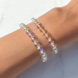 Angel Aura Crystal Bracelet