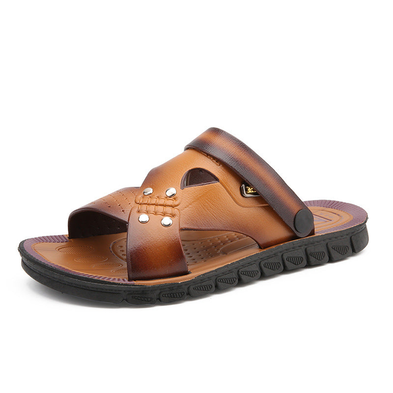 Summer Beach Casual Men Strap Sandals