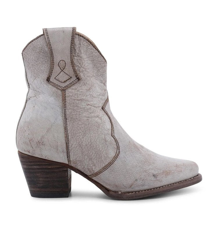 Women Knight Chunky Pointed Toe Heeles Booties