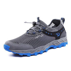 Men Hollow Breathable Mesh Mountain Hiking Sandals