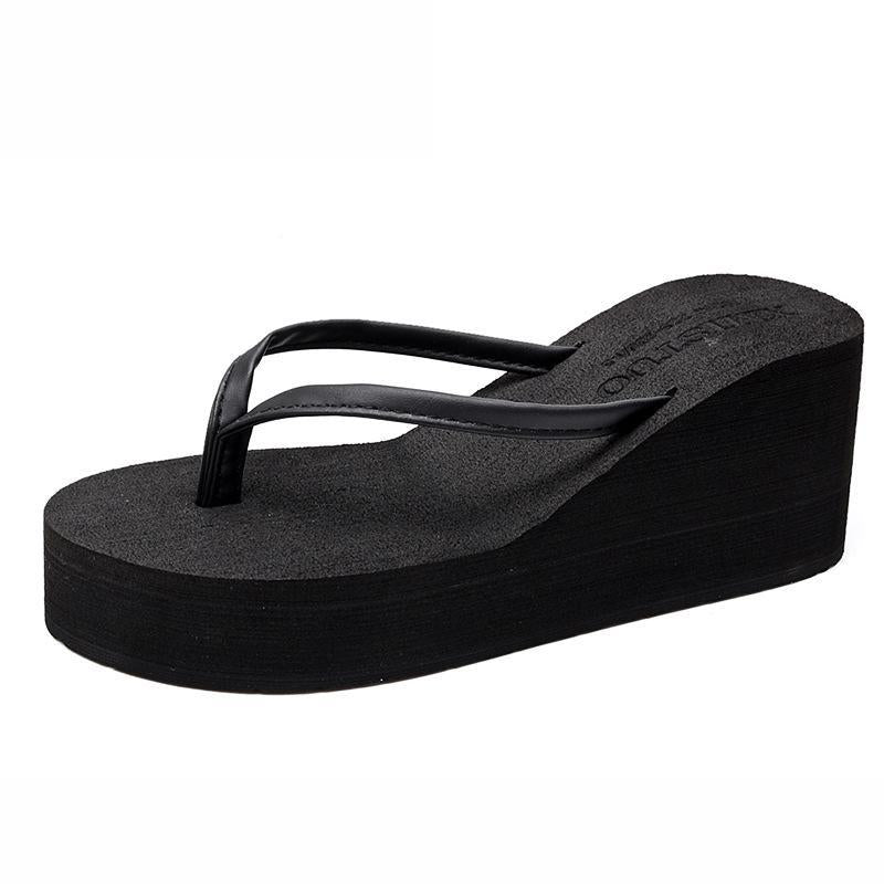 Stylish Casual Clip Toes Ladies Sandals Non-Slip - fashionshoeshouse