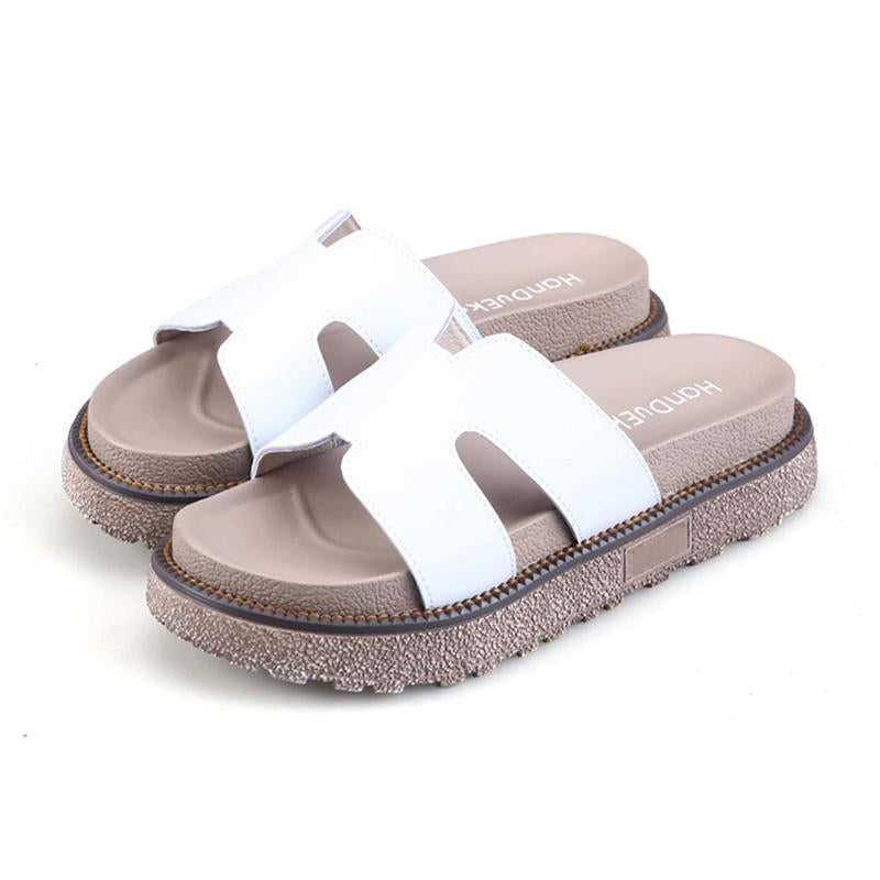Stylish Women Slippers Soft Outsole Slide Sandals - fashionshoeshouse