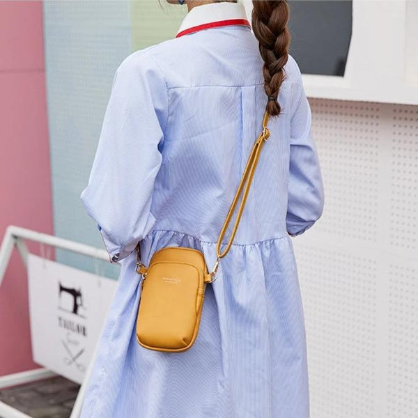 Casual Women Shoulder Bag Small Crossbody Bag - fashionshoeshouse