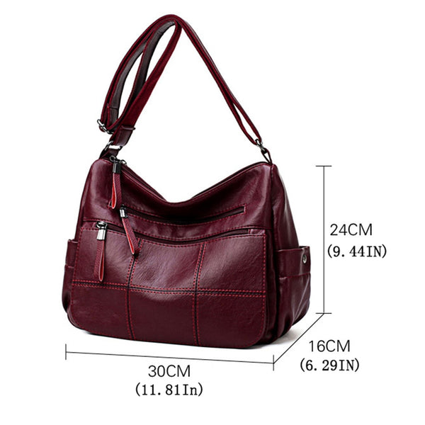 Soft Luxury Ladies Hand Bags Crossbody Bags - fashionshoeshouse
