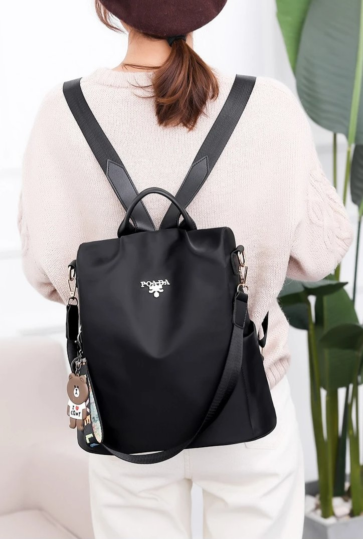 Fashion large capacity backpack women shoulder bag - fashionshoeshouse