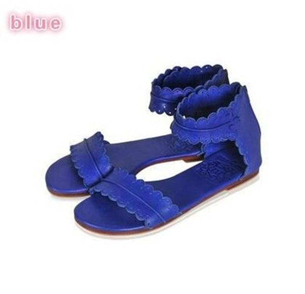 Summer Rome style sandals - fashionshoeshouse