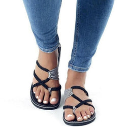 Flip Flops Sandals for Women Oceanside - fashionshoeshouse
