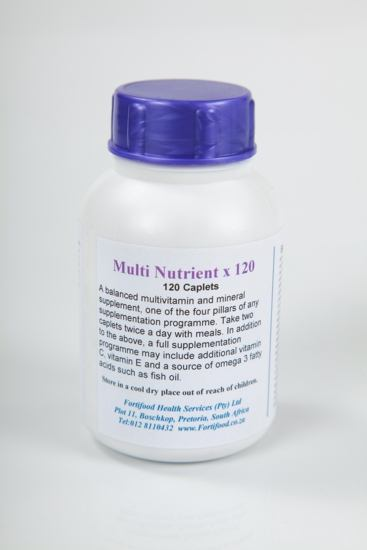 Multi Nutrient  (120 Capsules)