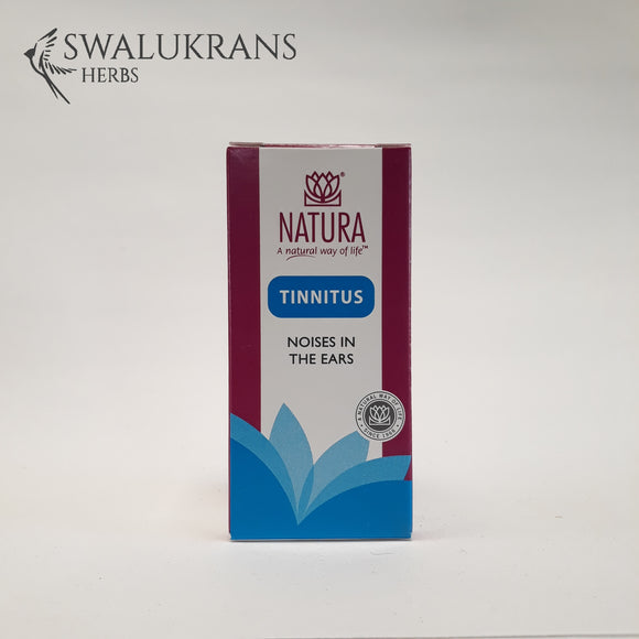 Natura Tinnitus - Noises in ears  (150 Tablets)
