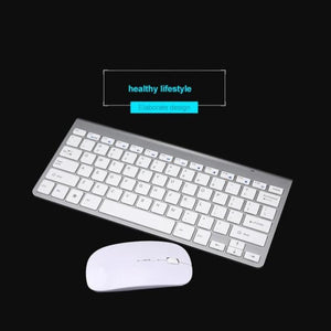 Wireless Keyboard and Mouse, Home Business Stop