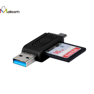 Portable MINI Card Reader USB Adapter, Home Business Stop