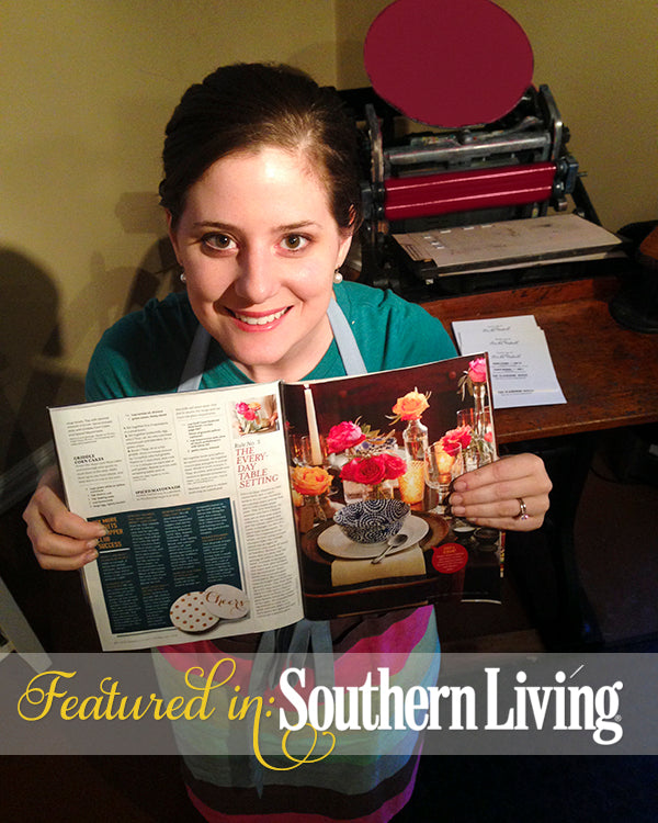 Featured in Southern Living
