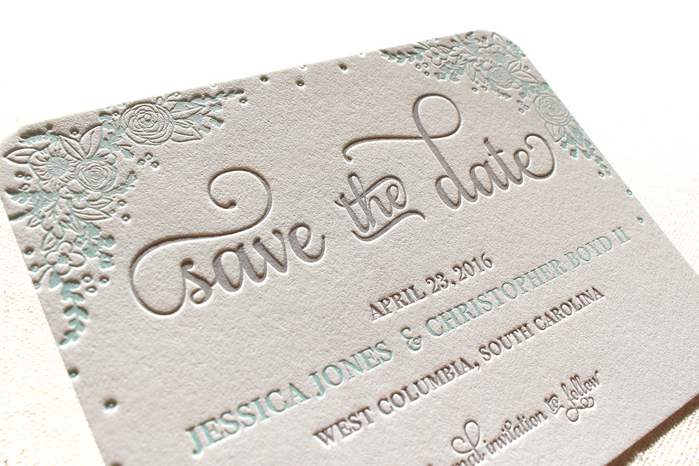 Whimsical Garden Wedding Invitations