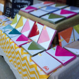 stationery at market days