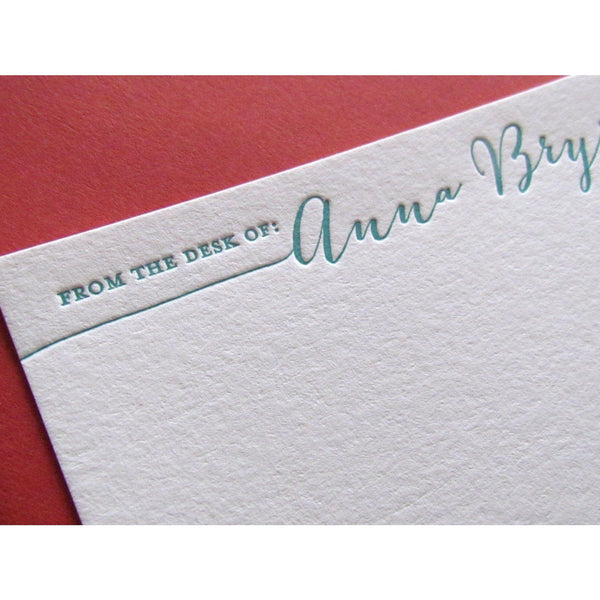 Anna - Letterpress Stationery