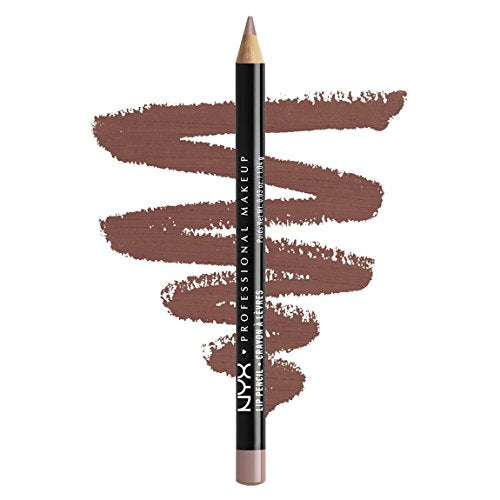 NYX Slim Lip Liner Pencil 831 Mauve : Nyc Lip Liner Mauve