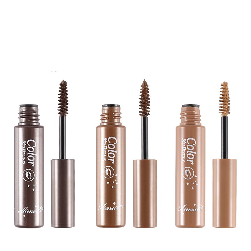 3 Color Long Wearing Eyebrow Gel - Waterproof