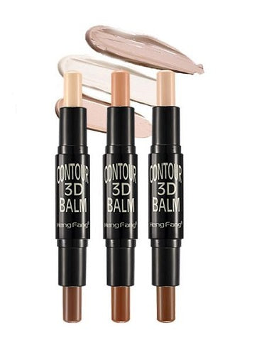 2-In-1 Contour Stick Double-ended (Contour + Concealer) Cream