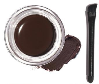 Professional Eyebrow Cream Pot With Brush Applicator (5-Colors)