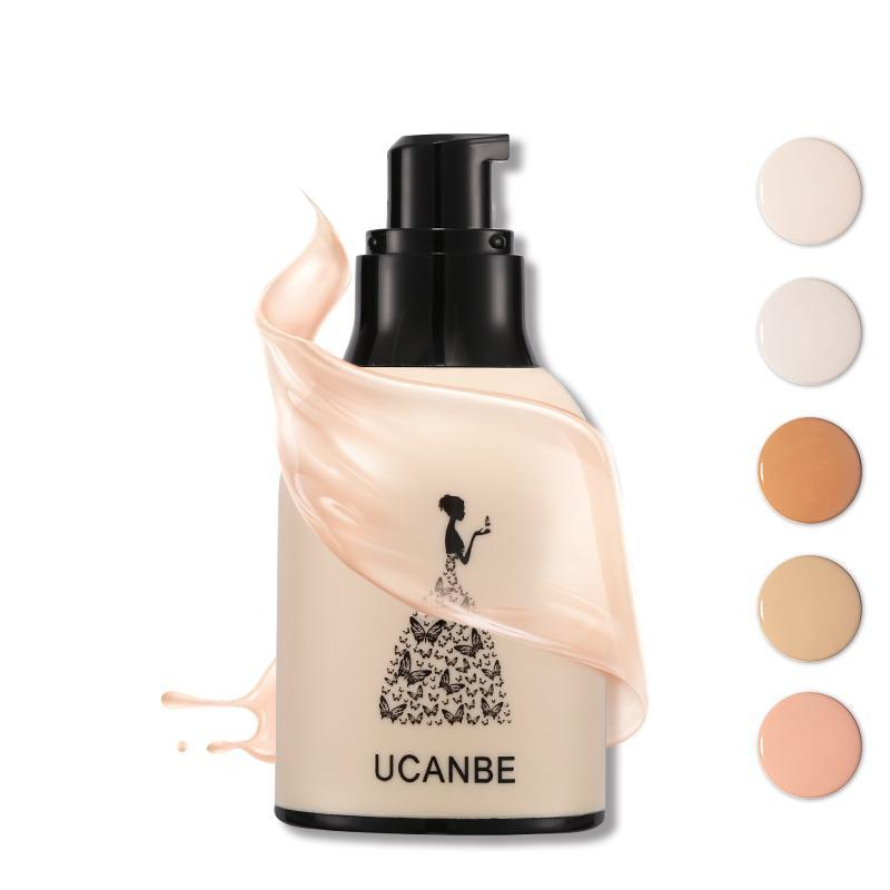 Baby Bottle Liquid Full Coverage Foundation