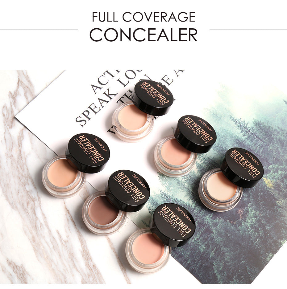 Waterproof Foundation Cream Concealer