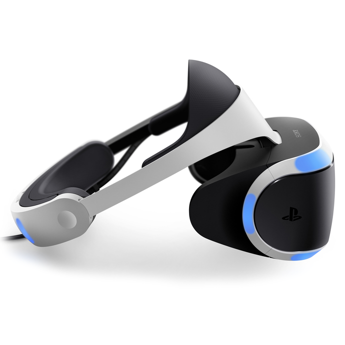 Playstation VR Virtual Reality Headset
