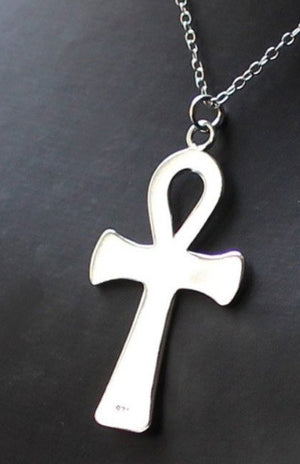 Ankh Necklace, An Ancient Egyptian Symbol of Life and Eternal Continuity.