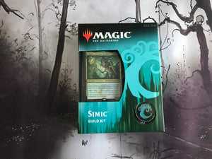 Simic Guild Kit - Magic: The Gathering Product Review