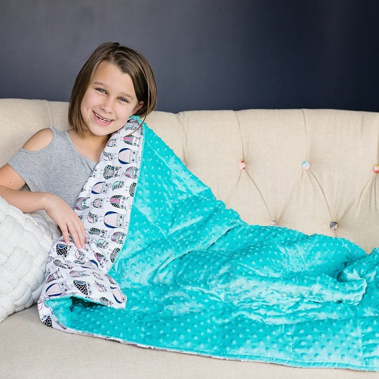 Medium Weighted Blankets Older Children