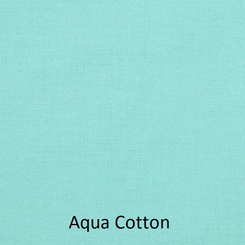 "Medium Blanket 5Ft (38"" x 60"") Aqua Solid"