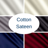 "Medium Blanket 5FT (38"" x 60"") Cotton Sateen"