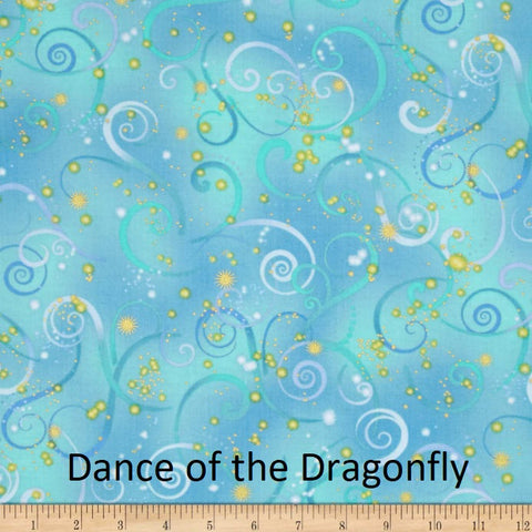 "Medium Blanket 5Ft (38""x60"") Dance of the Dragonfly"
