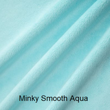 "Large Blanket 6Ft (45"" x 72"") Luxury Smooth Minky"