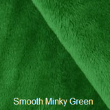 "Medium Blanket 5Ft (38"" x  60"") Luxury Smooth Minky"