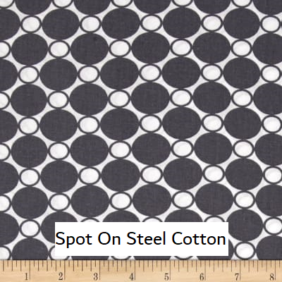 Spot On Steel Cotton
