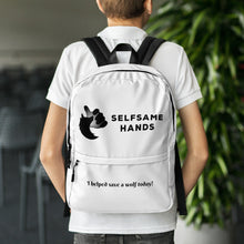 Selfsame Hands Backpack