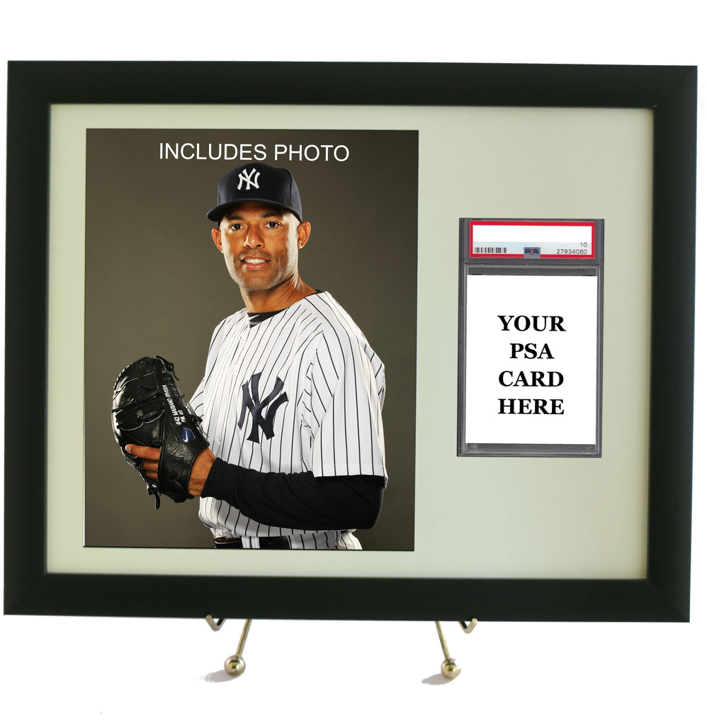 Sports Card Frame For Your Psa Mariano Rivera Card Includes