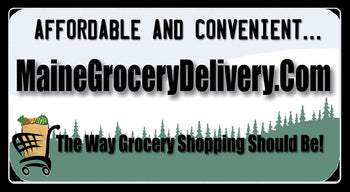 Maine Grocery Delivery Logo