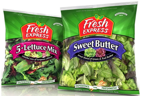 Fresh Express Salad Mix (Bags)